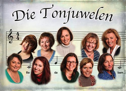 Die Tonjuwelen, Chor, Barbara Roberts